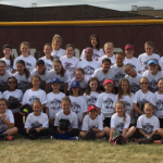 2016 FALCON GIRLS SOFTBALL CAMP!