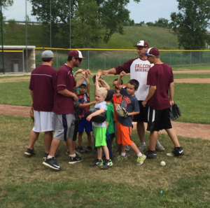 2016 FORD II BOYS BASEBALL CAMP!