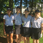 FALCON GIRLS GOLF START A GREAT 2016 SEASON!