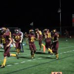 FALCON VARSITY FOOTBALL DEFEATS Ramblers 10/7/16