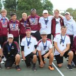 FALCON TENNIS COMPETES IN MAC BLUE DIVISION PLAYOFFS!