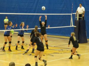 FALCONS v. L'Anse Creuse – Class A Semi-Final Match