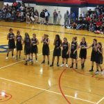 FALCON GIRLS BASKETBALL REMAIN UNBEATEN IN MAC WHITE!