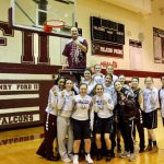 FALCON VARSITY LADIES BASKETBALL MOVE ONTO MAC!