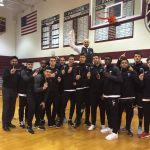 FALCON BASKETBALL – TOPS IN MAC WHITE!