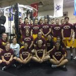 2nd Annual HFII Football Lift-A-Thon – 4/22/17