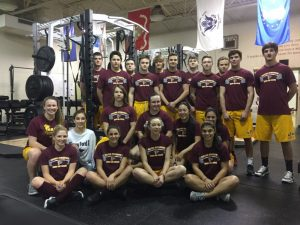 2017 FALCON POWERLIFTING TEAM!