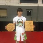 FALCON WRESTLER IMPRESSES!