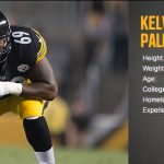 Adamson Alum Kelvin Palmer now with Steelers