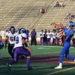 Leopards surpass point total of 2014 in first three games of 2015