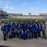 Boys Varsity Soccer Team Beat Rowlett in the Allen Showcase