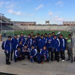 Boys Varsity Soccer Team Beat Rowlett in the Allen Showcase