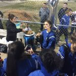Lady Leopard Softball begins season with a bang, a 20-1 win