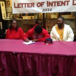 DeShaun Thrower Makes it Official with Stony Brook University
