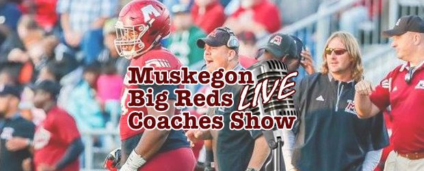 Big Reds football show lined up for special night on Tuesday at Hackley Stadium