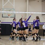 Girls Volleyball Advances to Sectional Semi-Final