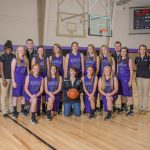 Lady Eagles Move Past Granger Christian