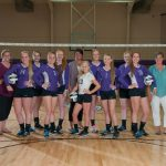 Varsity Volleyball Wins Eagle Invitational