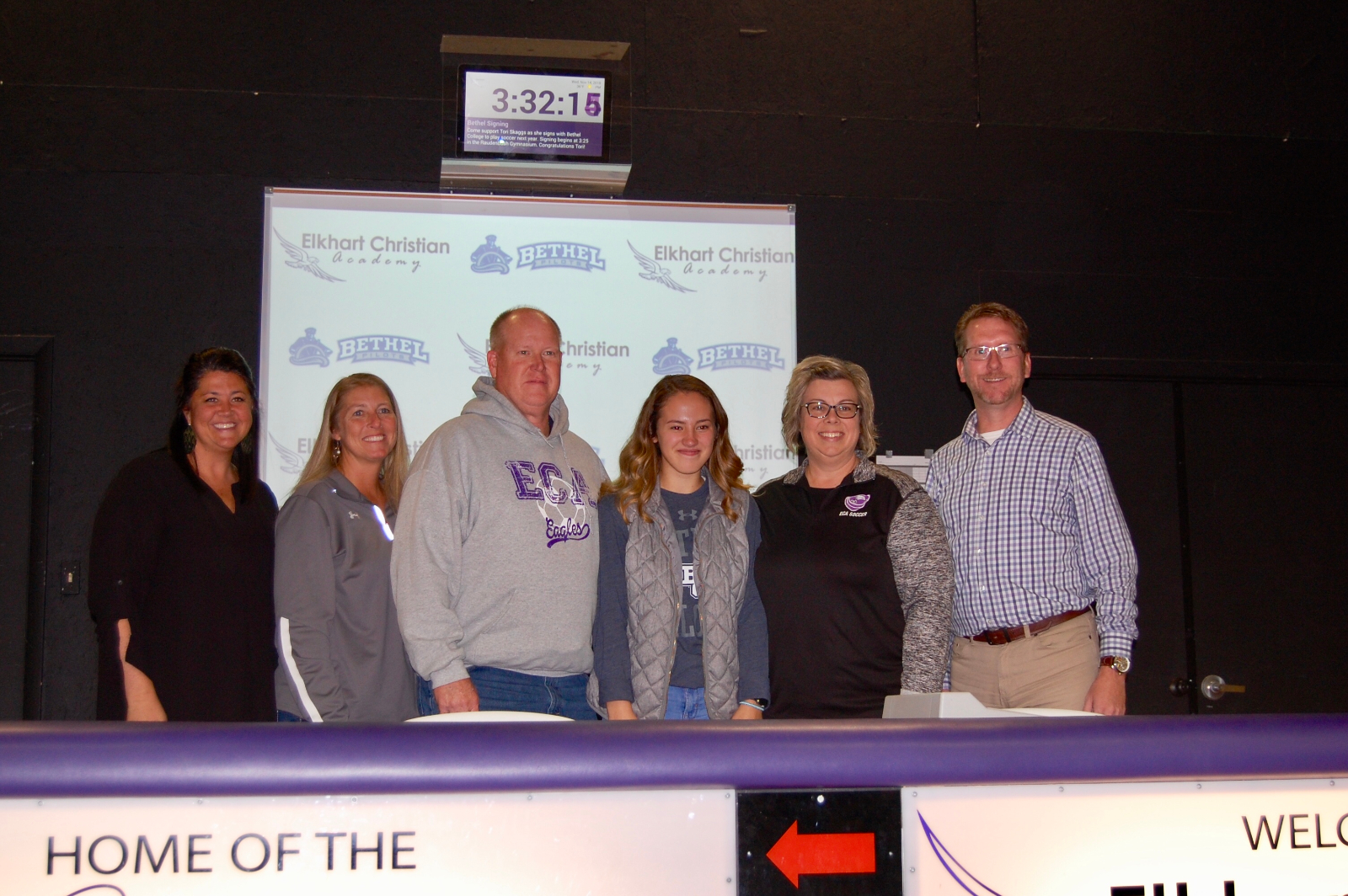 Skaggs Signs to Play Soccer at Bethel College