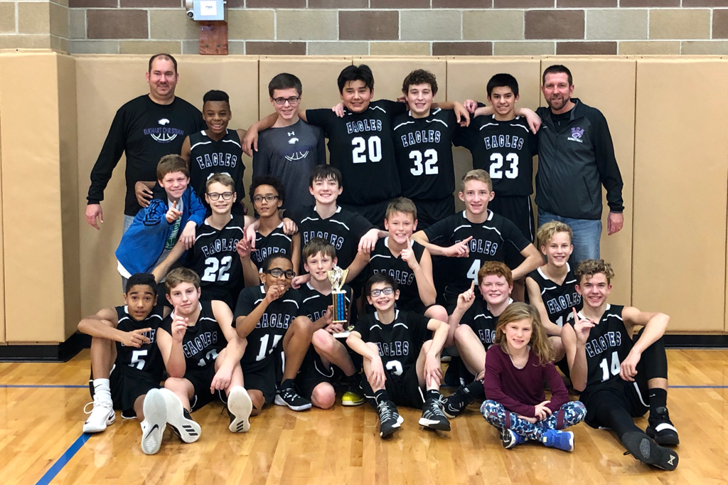 ECA MS Boys Clinch St. Paul's Tournament Championship