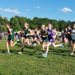 Girls Middle School Cross Country duo finishes 8th place at Hokum Karem