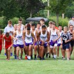 ECA Boys XC Place 3 at Northwood Invite