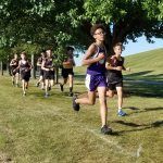 First year cross country runner, Redmond, continues to show improvement
