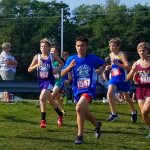 ECA Boys Middle School Cross Country finishes 23rd at West Noble MS Invitational