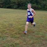 Boys Middle School Cross Country finishes 1st place in 4 school meet