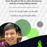 Contreras On Transplant List