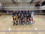 JV Volleyball Wins Invite