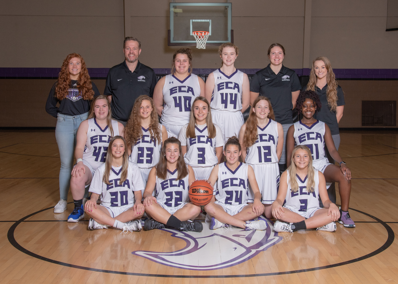 2020-21 Girls Basketball