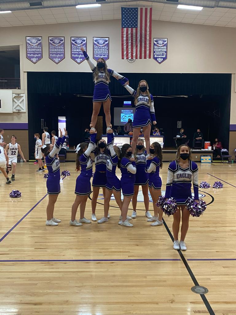 ECA Girls Cheerleading Camp