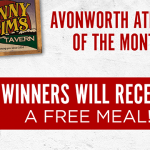 February's Athlete of the Month Winner- Sponsored by Sunny Jim's!