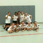 Freshman team after defeating watervliet