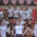Freshman Volleyball Team