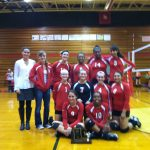 From the Sports desk…(Varsity Volleyball)