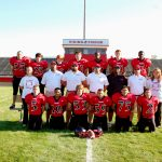 From the Sports desk…(JV Football)