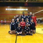 Bangor Vikings Volleyball District Champions