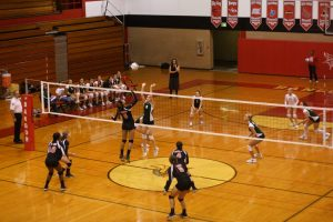 Varsity Girls Volleyball District Finals: Bangor vs. Hartford