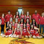 From the Sports desk…(JV Girls Basketball)