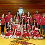 From the Sports desk…(JV Basketball)