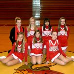 From the Sports desk…(Comp. Cheer)