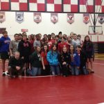 Wrestling Team District Champions