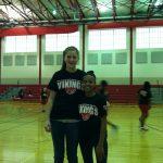Casey & Cliffesha (8th Grade Girls Basketball)