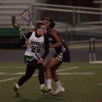 Roswell High School Girls Varsity Lacrosse beat River Ridge High School 21-1