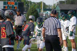 Boys JV Lacrosse vs Lassiter 04-19-17
