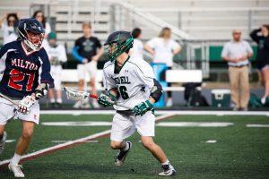 Boys JV Lacrosse vs Milton 03-24-17