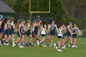 Girls JV Lacrosse vs Harrison 03/23/17