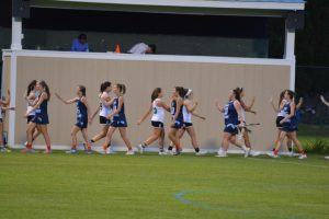 Girls JV Lacrosse vs Pope 04/18/17